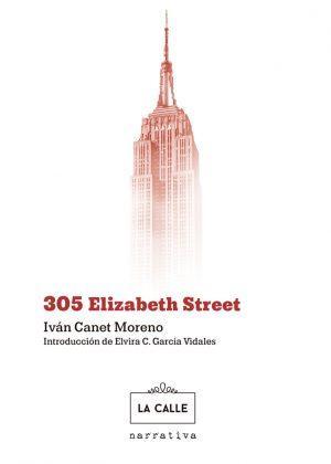 Portada Elisabeth Street de Ivan Canet