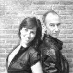 Autores Editorial La Calle Marian Frias y Alberto Rodrigo