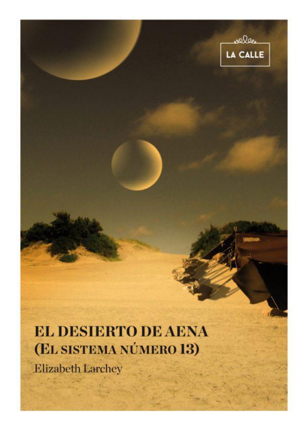 Portada El desierto de Aena