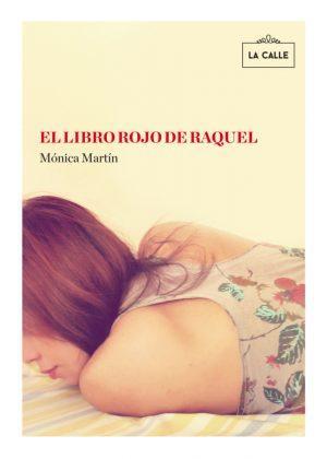 Portada El libro rojo de Raquel