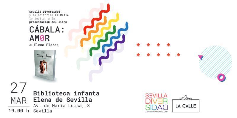 La Biblioteca Infanta Elena de Sevilla acoge la nueva presentación de Cábala: Amor