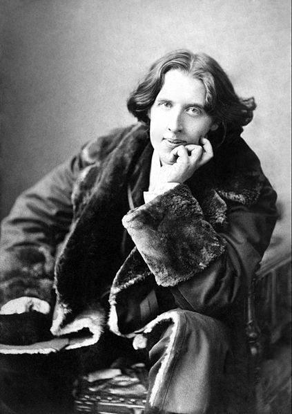 Oscar Wilde, autor de la obra Teleny