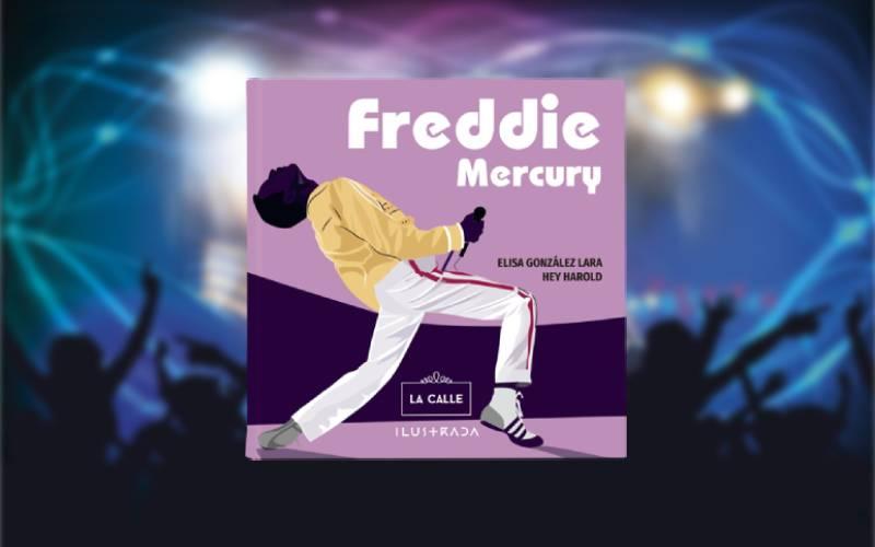 La biografía de Mercury recoge su faceta musical y personal