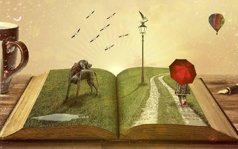 Las historias salen de los libros para ser contadas en movimiento